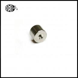 Zylinder-Abschlussteile (4 Stk)
