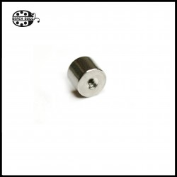 4x cylinder end beads