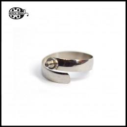 állítható csavaros gyűrű - M2.5