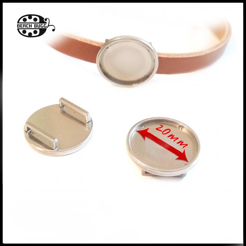 20mm bracelet cabochon to glue