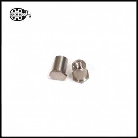 M2.5 steel screw interchangeable steel
