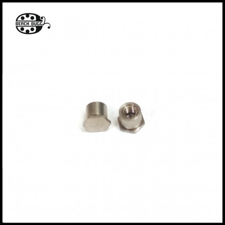 M2.5 steel screw 4mm
