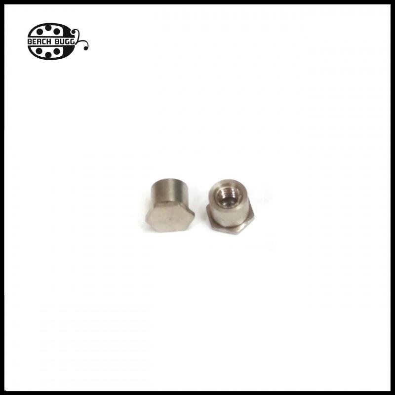 M2.5 steel screw 4mm