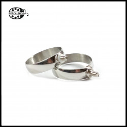 adjustable steel ring with M2.5 thread