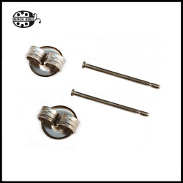 50 pair earring studs