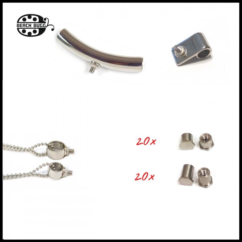 M2.5 tube clasp