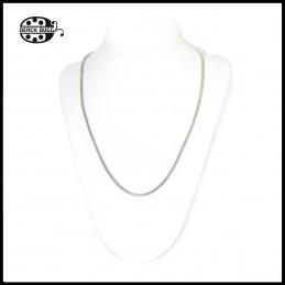 3mm lantern chain necklace