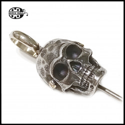 skull pendant 40mm - 60 mm