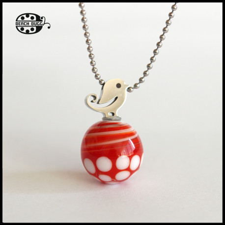 M2.5 winter pendant with necklace