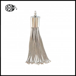stainless steel Lollipop tassel