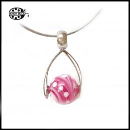 Petra clips pendant