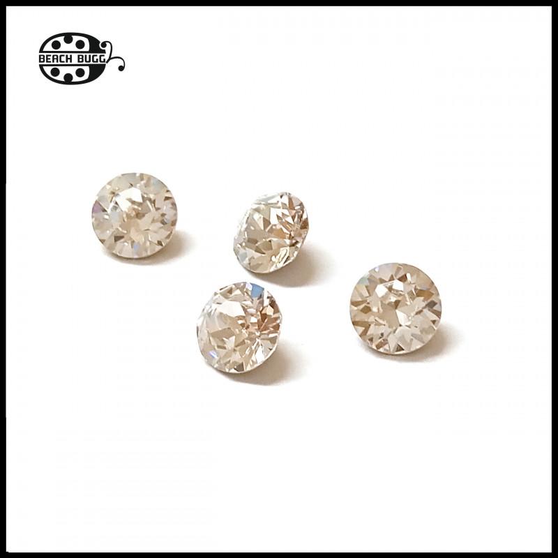 4 x Swarovski crystal for clips pendants