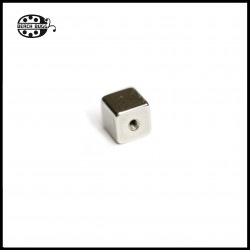 4x cube end beads