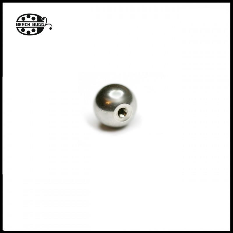 steel round beads