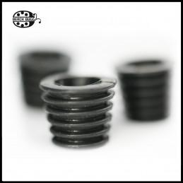 3 x szilikon bordudgó gyűrű
