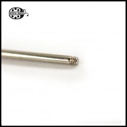 stainless steel beadpin