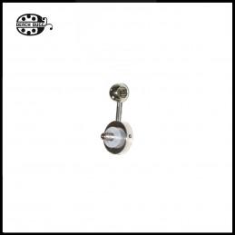 Wechselanhänger- Cabochon - 3.5mm Öseloch