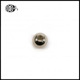Kugel-Abschlussteile mit 2mm Loch (2 Stk)