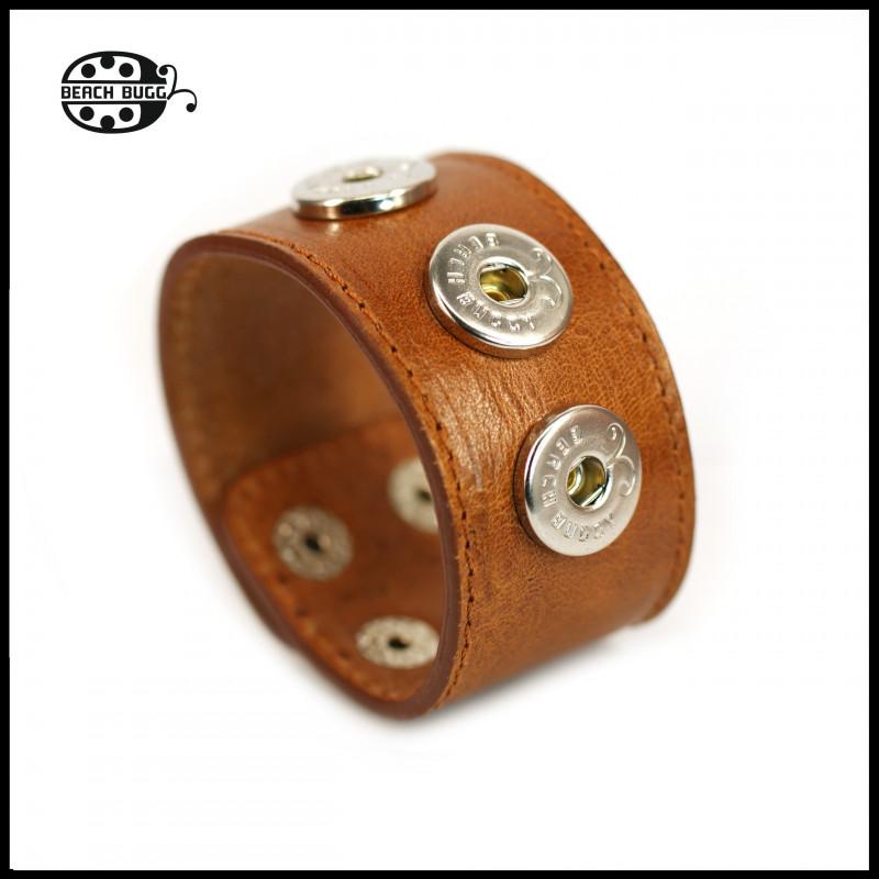 Leder Armband Chunk