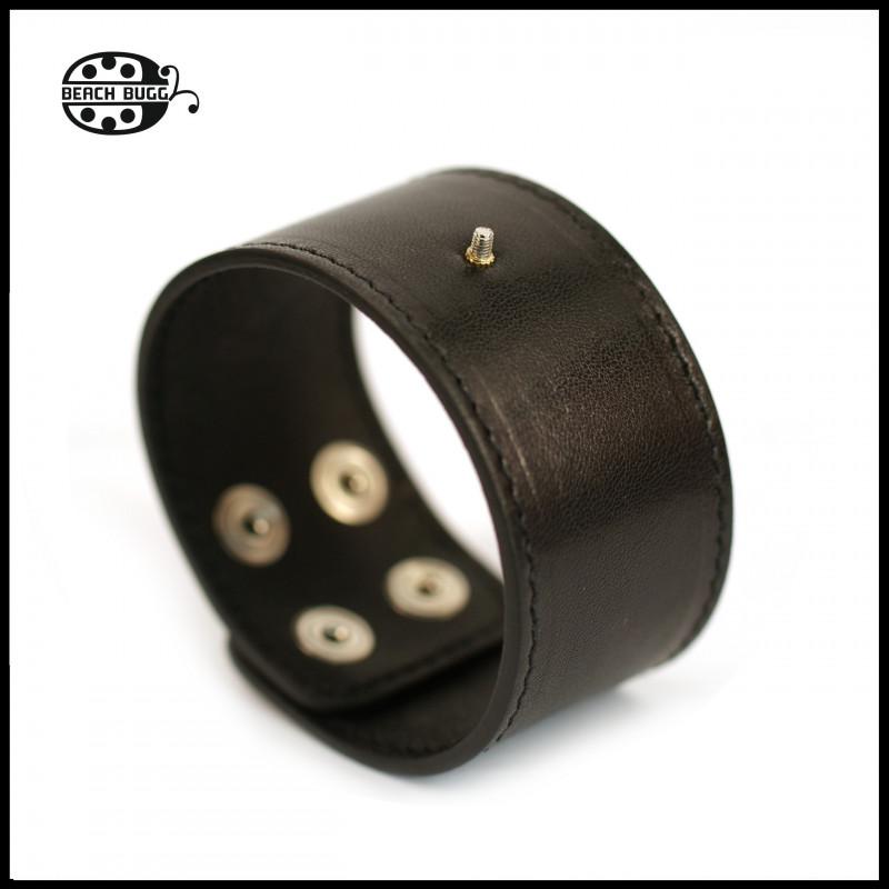 ringtop armband schwarz
