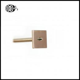 Quadrat Scheibe - 20mm