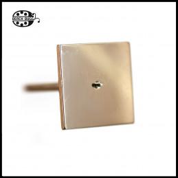 Square cabochon - 40mm