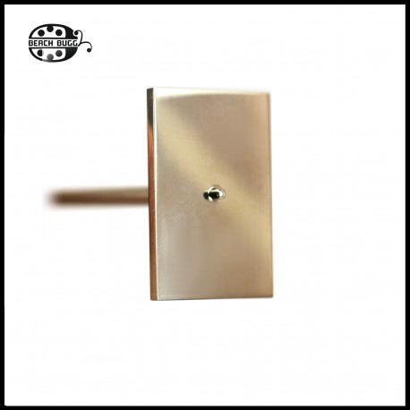 stainless steel cabochon mandrel for beads
