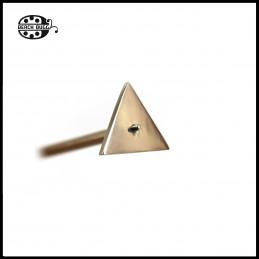 Triangle cabochon - 30mm