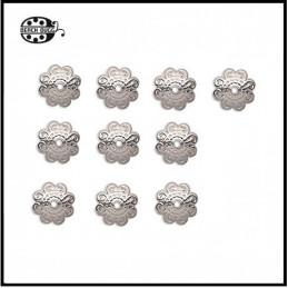 flat beadcap set