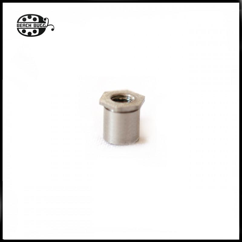M2.5 steel screw interchangeable steel