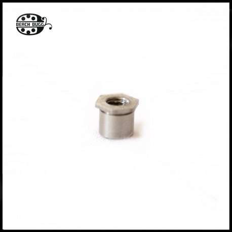 Gewindehülsen für Ringtops - 4mm