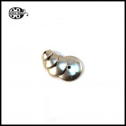 Perlenkappe Set - Linsen