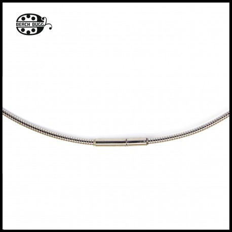 2mm Omega necklace, extra strong