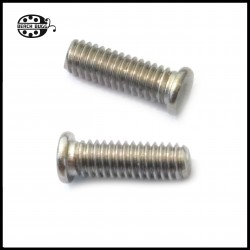 M2.5 steel screw 8mm